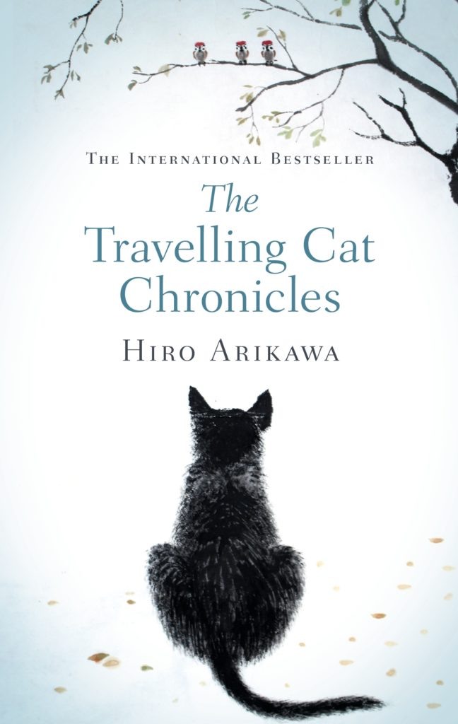 5 Japanese Books To Read Before You Start Anything New This Year: The travelling cat chronicles