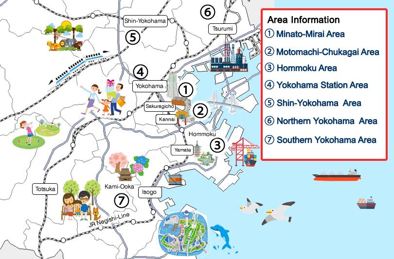 yokohama map - Savvy Tokyo on hilla map, asahikawa map, suginami map, taiohae map, nakameguro map, pusan map, nagasaki map, gotemba map, hokkaido map, honshu map, osaka map, kyoto map, japan map, kobe map, kanagawa map, shonan map, nagoya map, manila map, kawasaki map, taipei map,
