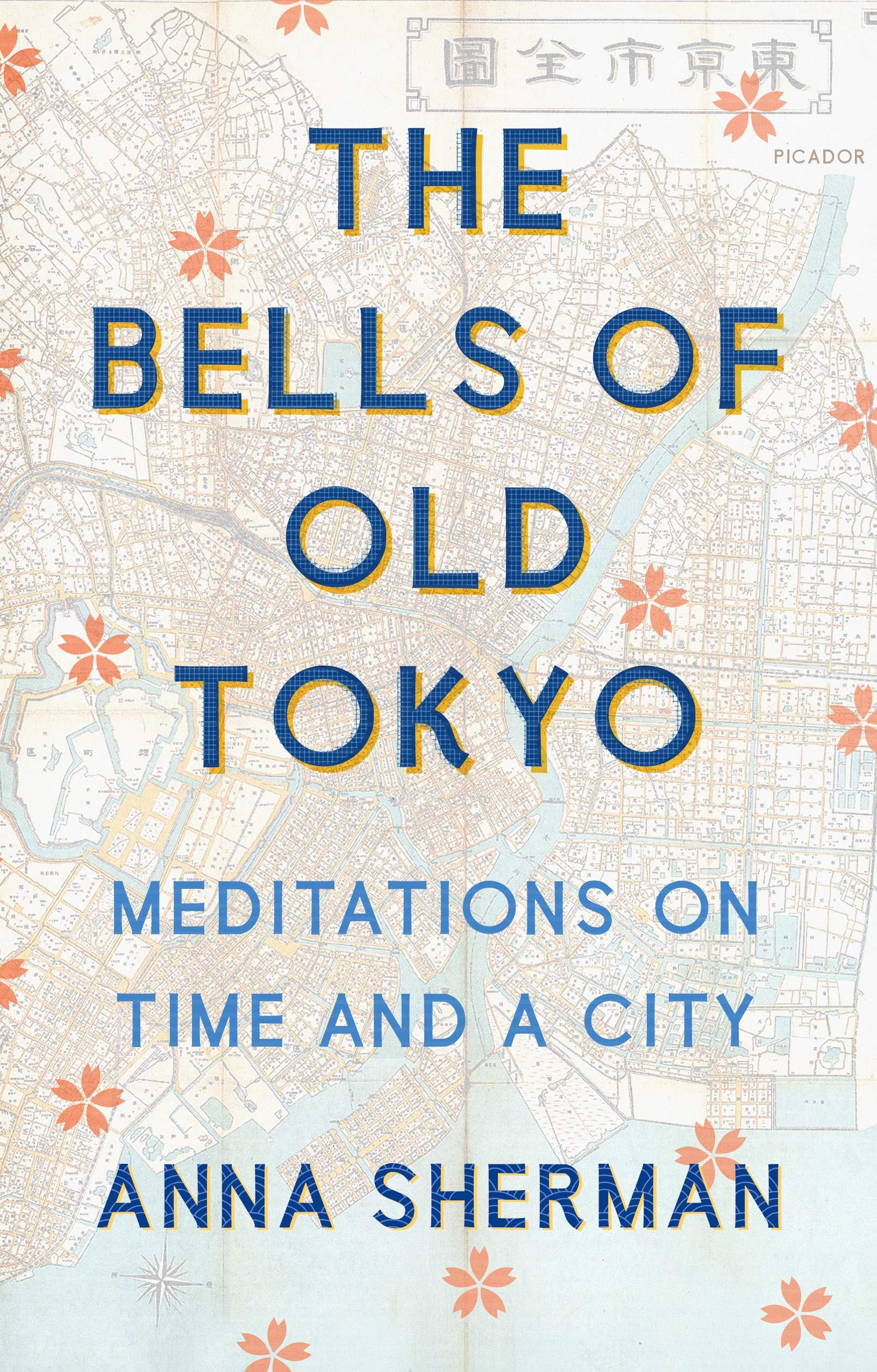 6 Japanese Books for Summer Bells of Old Tokyo