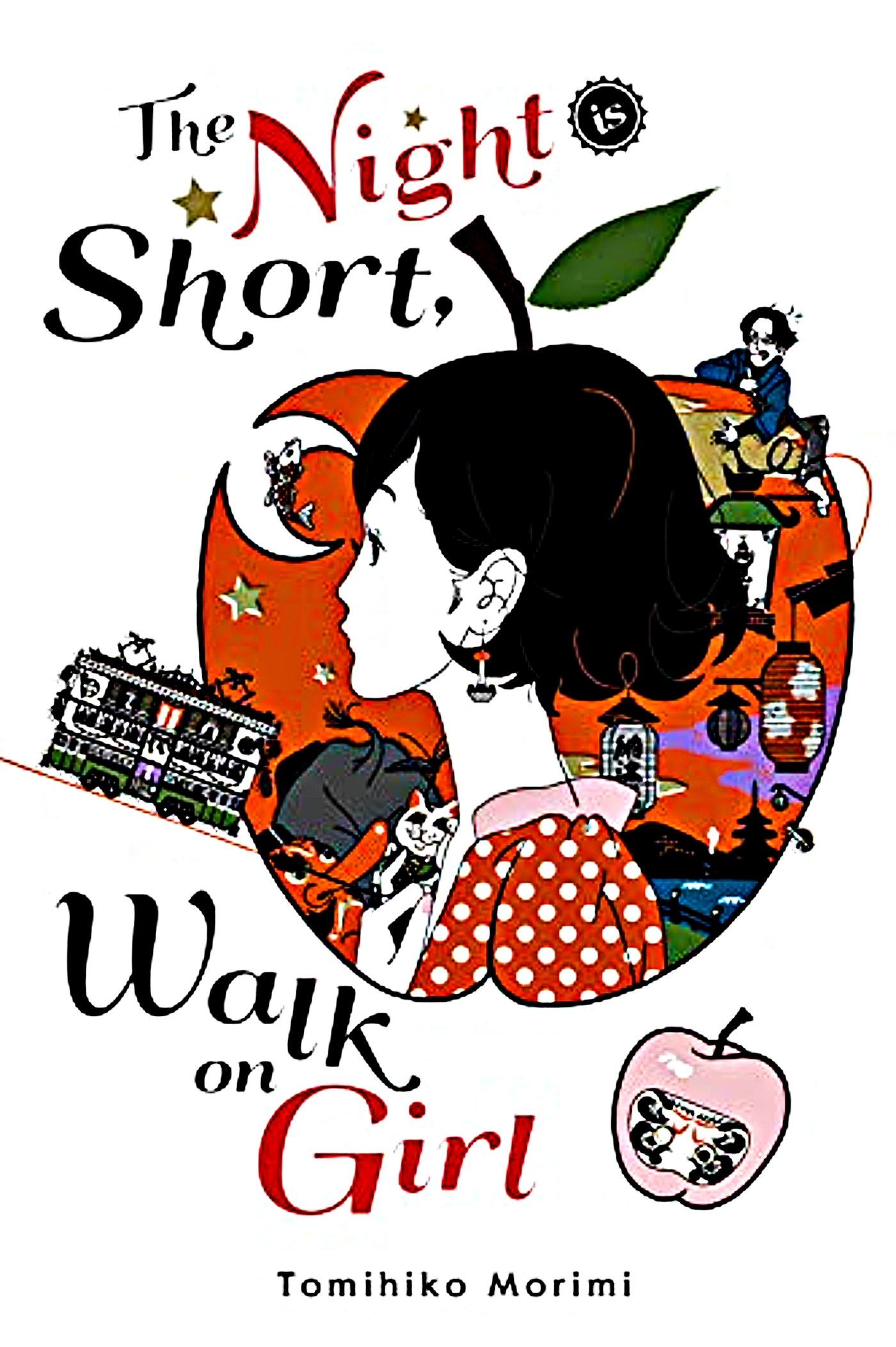 6 Japanese Books to Read This Summer The Night is Short, Walk on Girl