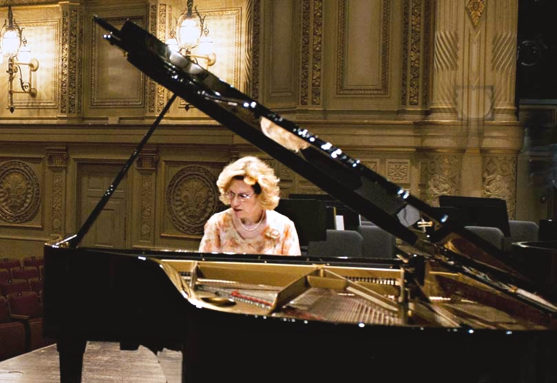 Sara Davis Buechner Being a Transgender Concert Pianist- An Interview with Sara Davis Buechner