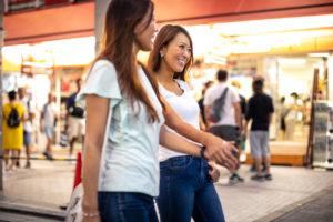 Women Dating Women in Japan