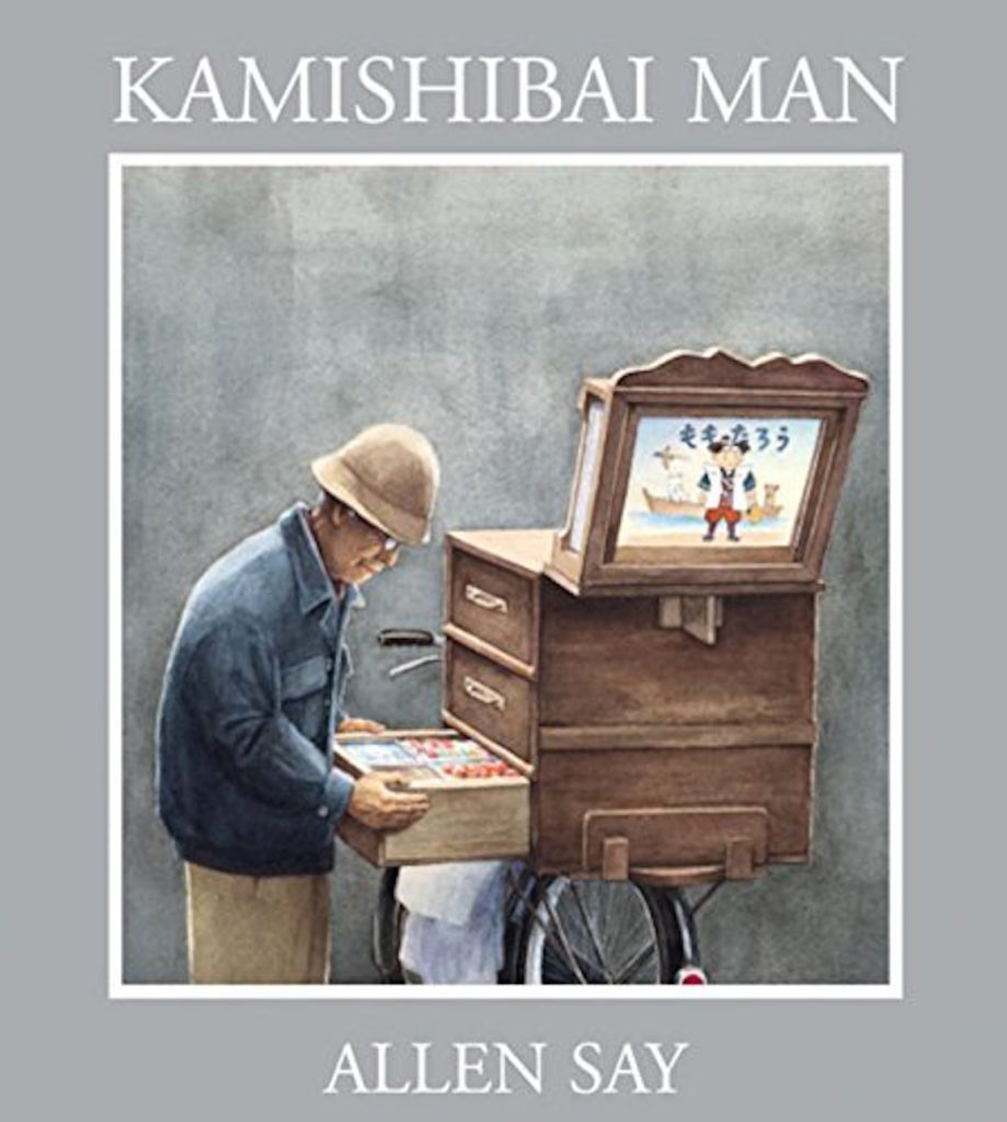 10 Books About Japan Expat Parents Should Buy For Their Kids Kamishibai Man