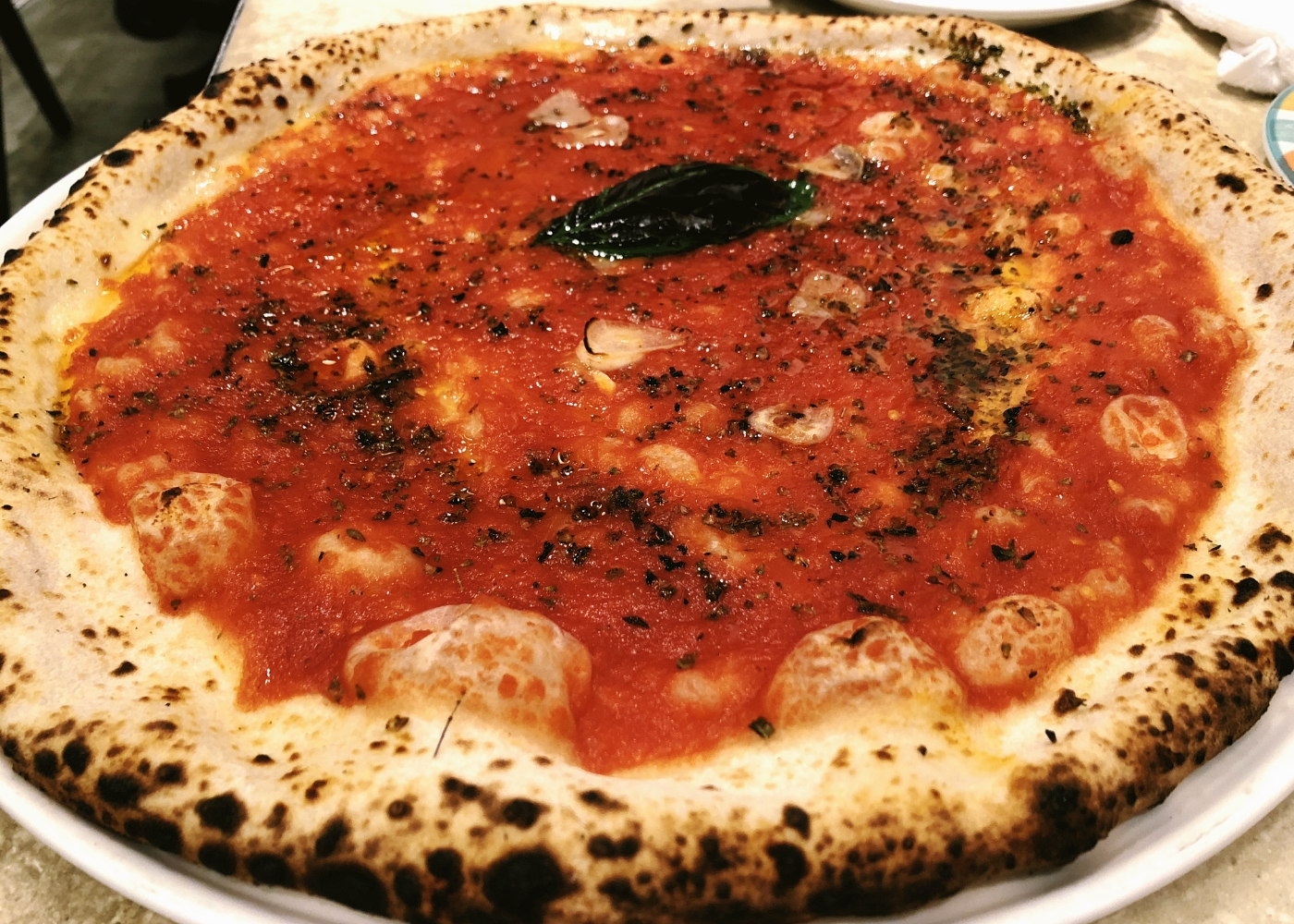 Marinara Pizza - L' Antica Pizzeria da Michele