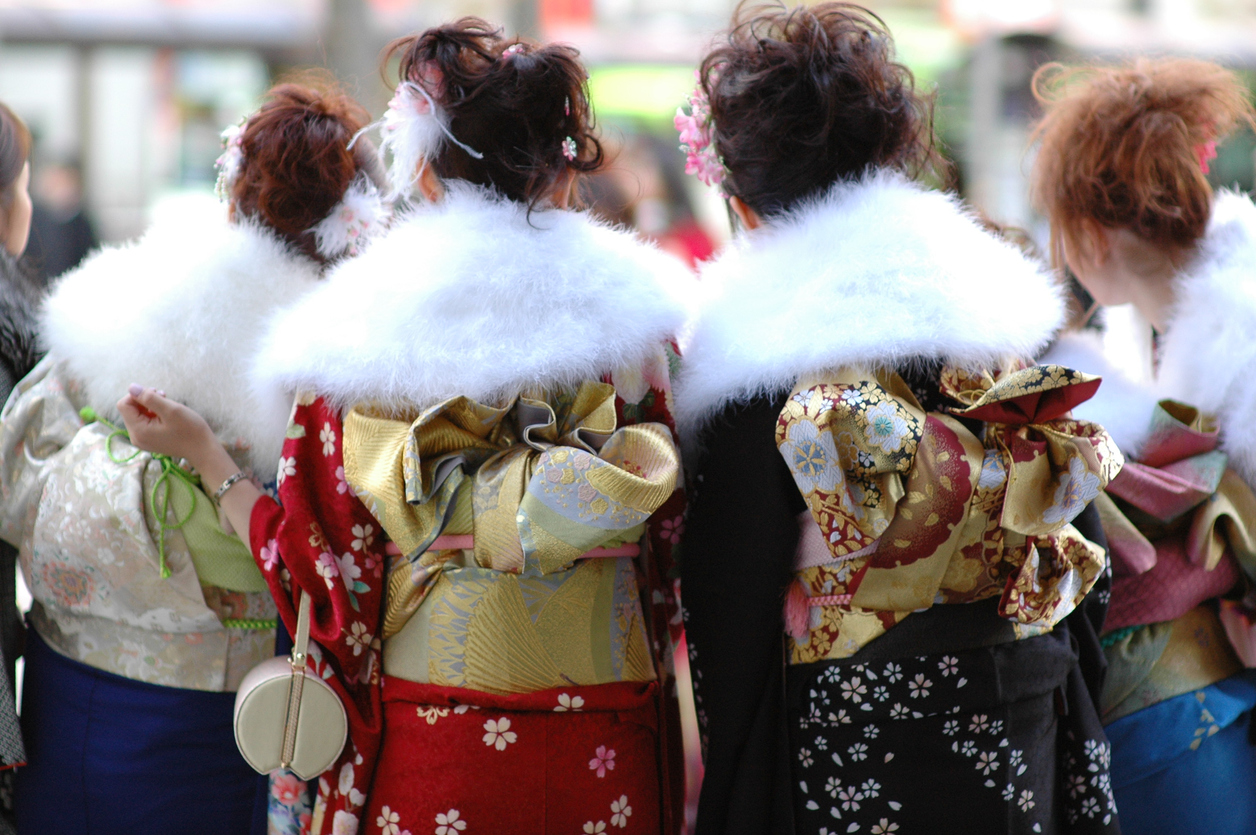 6 Things You Didn't Know About Kimonos