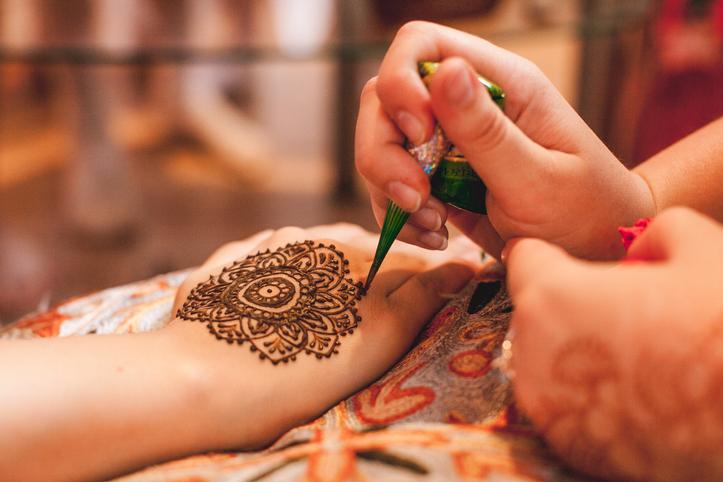 henna tattoo - 50 Beauty Salons in Tokyo