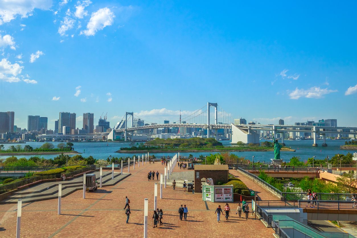 Odaiba: Summer Vacation 2019: Fun Places & Events In Tokyo To Take The Kids