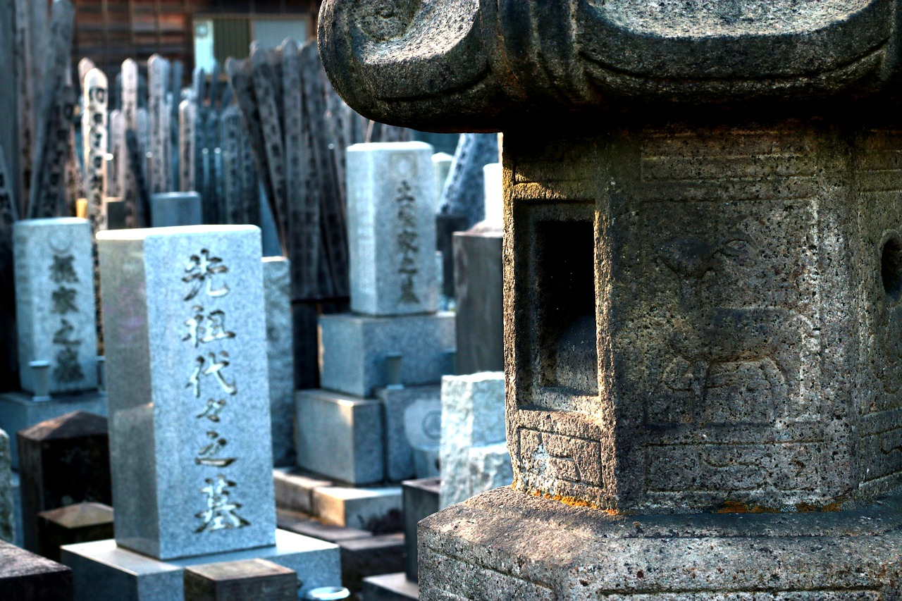 Parting Ways: Funeral Traditions in Japan