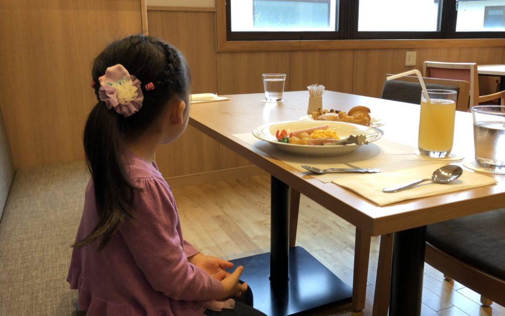 Breakfast at T Hotel Nagano Kita Shiga Kogen