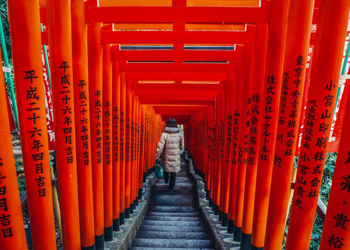 Hie Shrine - Top 9 Shrines to Visit in Tokyo
