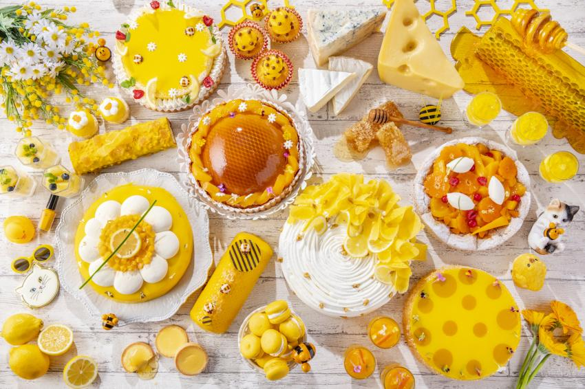 Honey-holic Summer Desserts Buffets