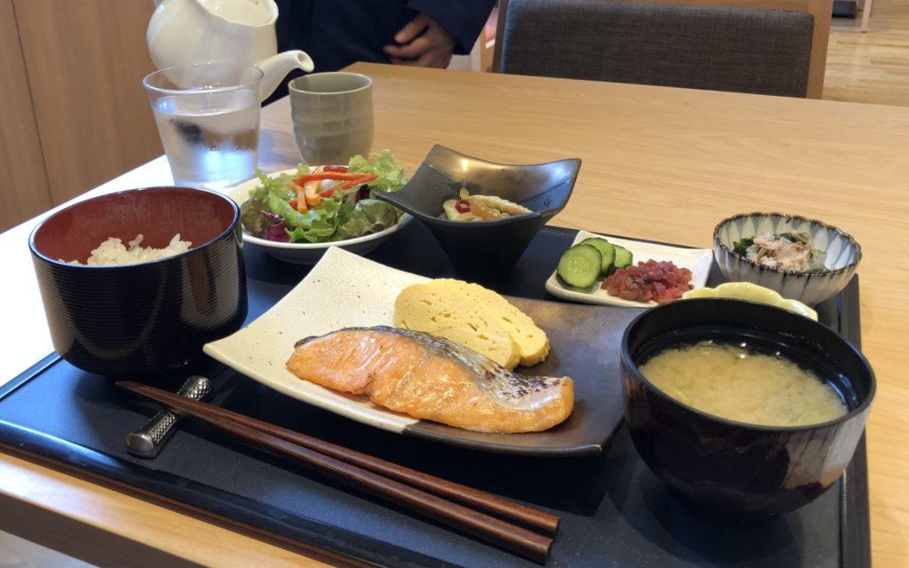 Hotel breakfast at T Hotel Nagano Kita Shiga Kogen