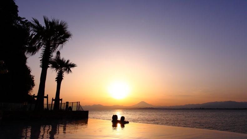 Mother-Daughter Spa Day Enoshima Island Spa