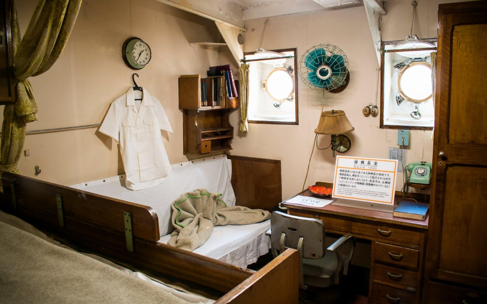 Inside the Ship Yokohama Nippon Maru: A Must Add to your Yokohama Itinerary