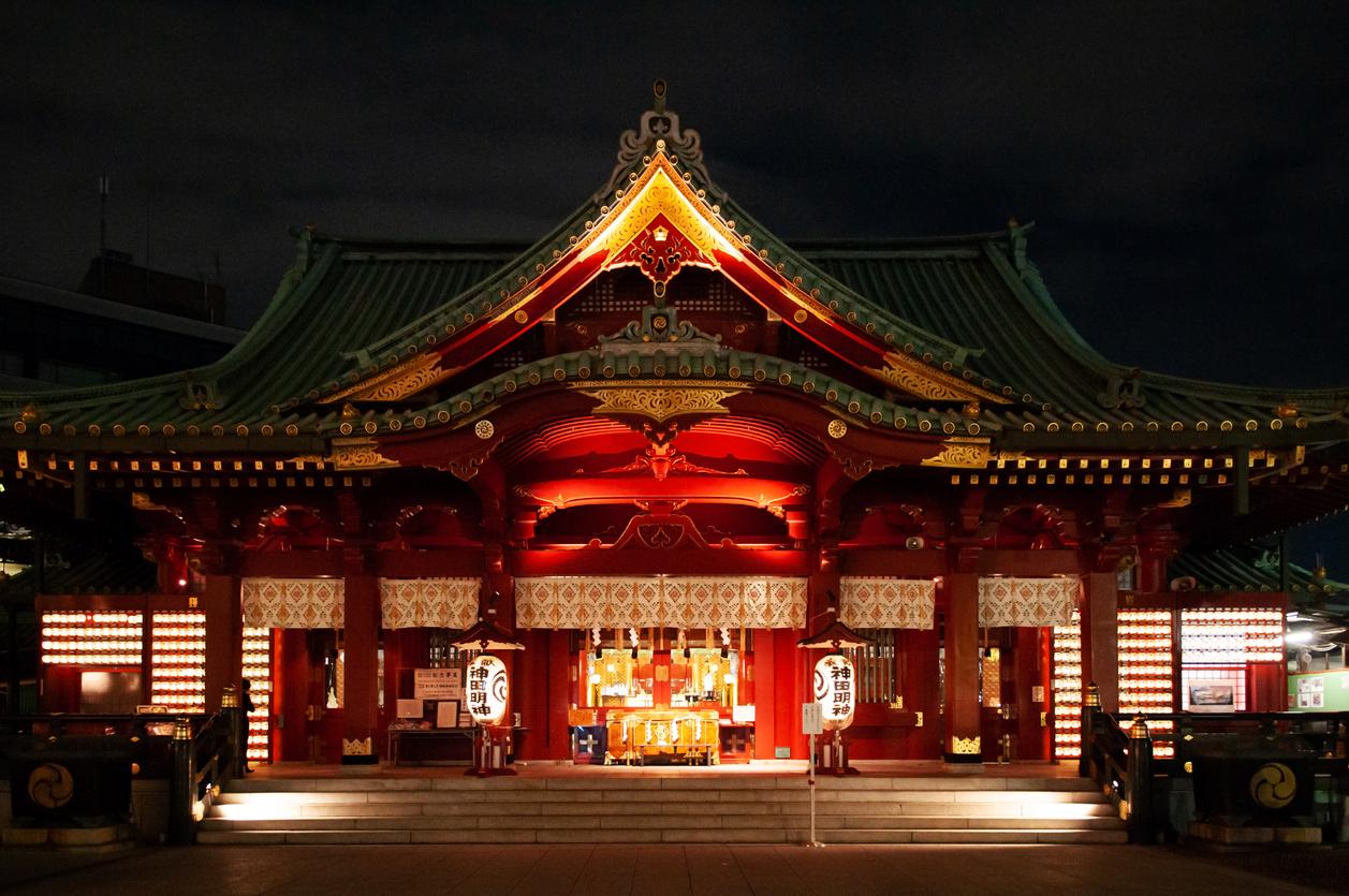 Kanda Myojin Shrine - Top 9 Shrines to Visit in Tokyo