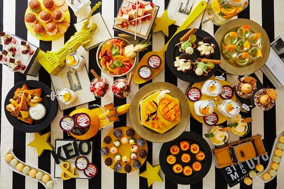 Keio Plaza Haagen Daz Summer Desserts Buffet