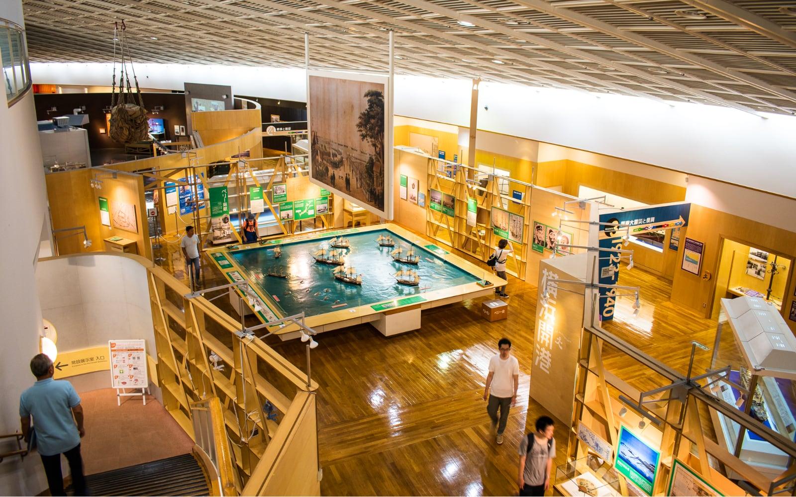 Museum Yokohama Nippon Maru: A Must Add to your Yokohama Itinerary