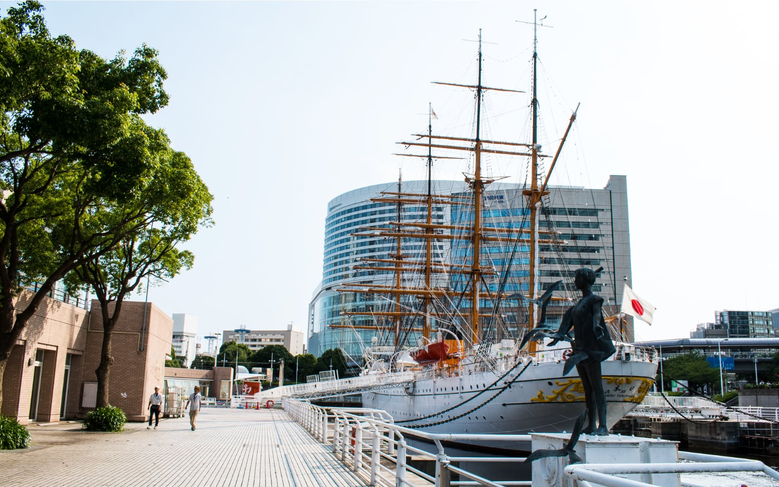 Nippon Maru Yokohama Nippon Maru: A Must Add to your Yokohama Itinerary