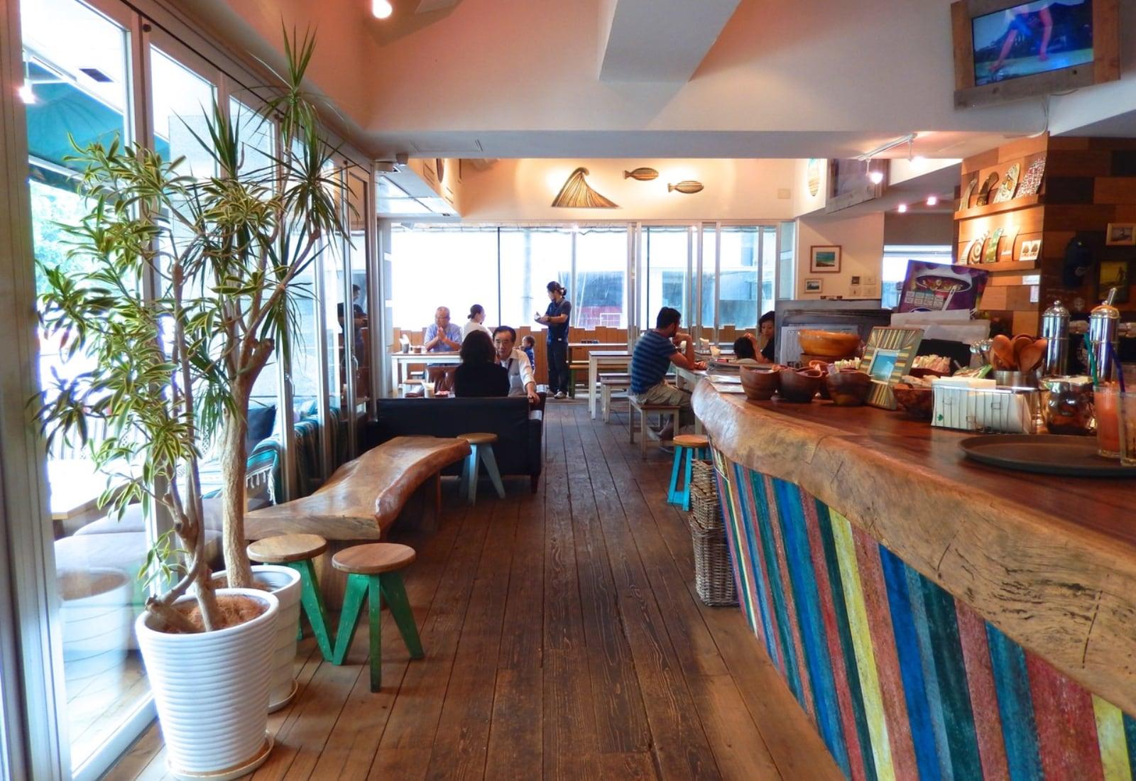 Salty Sunny Bondi Cafe - Best Australian Restaurants in Tokyo