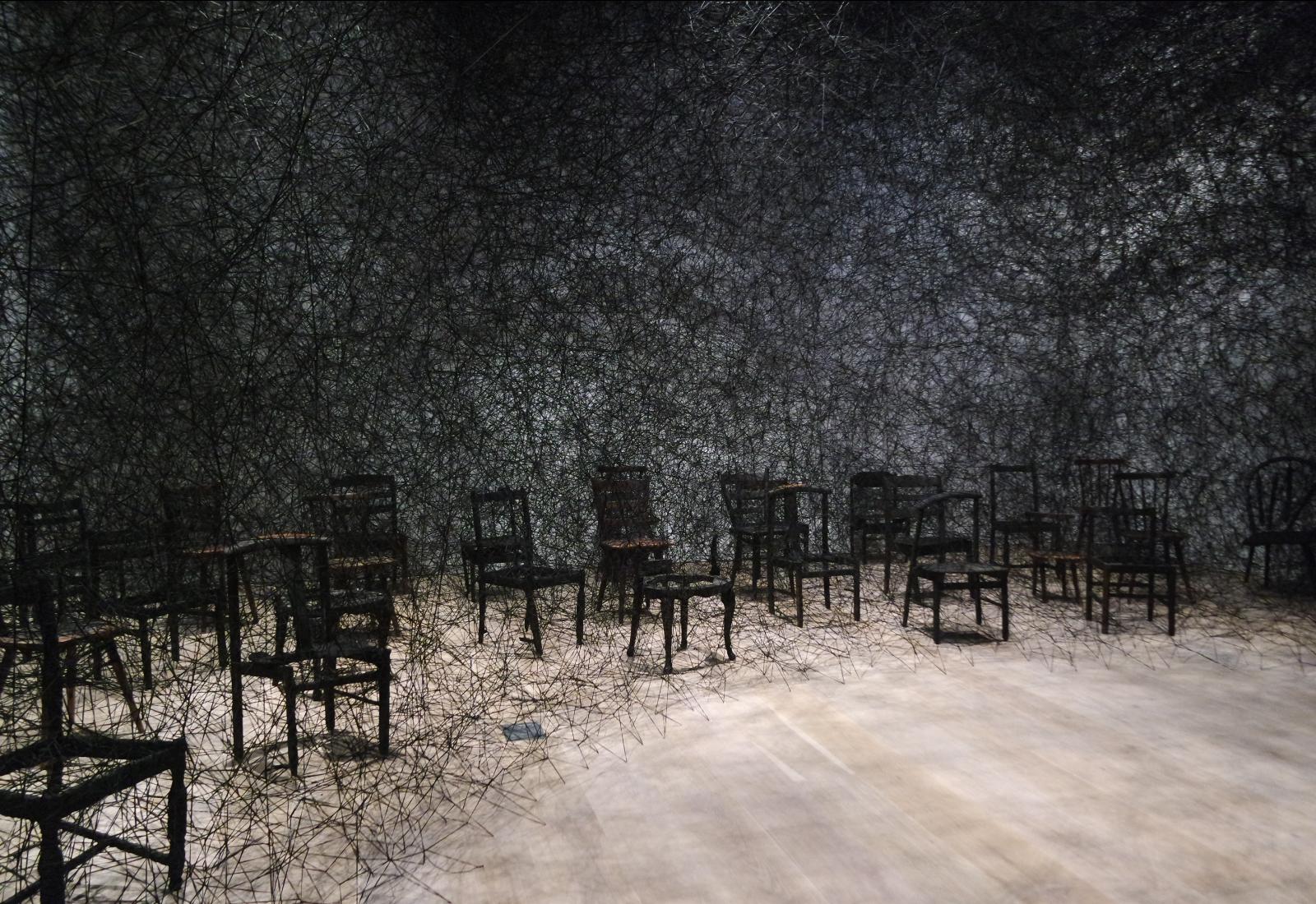 Shiota Chiharu: The Soul Trembles