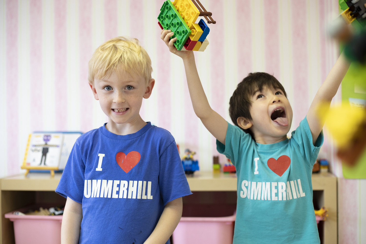 IB and PYP Programs Summerhill International School
