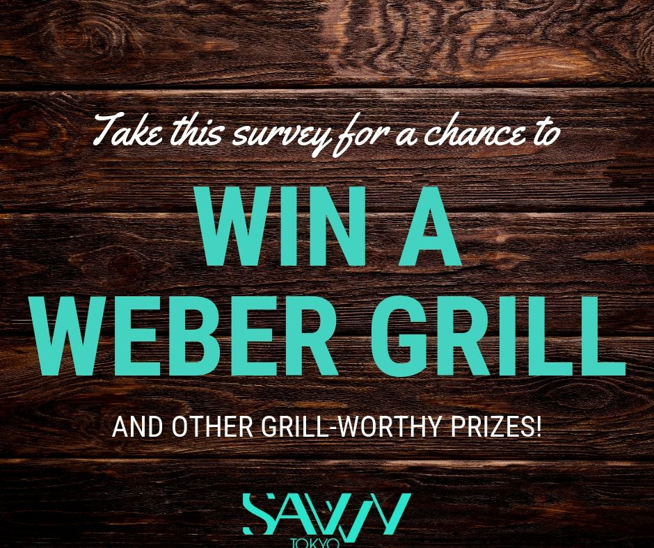 Win A Weber Grill - Weber Park Gourmet Grilling With A View