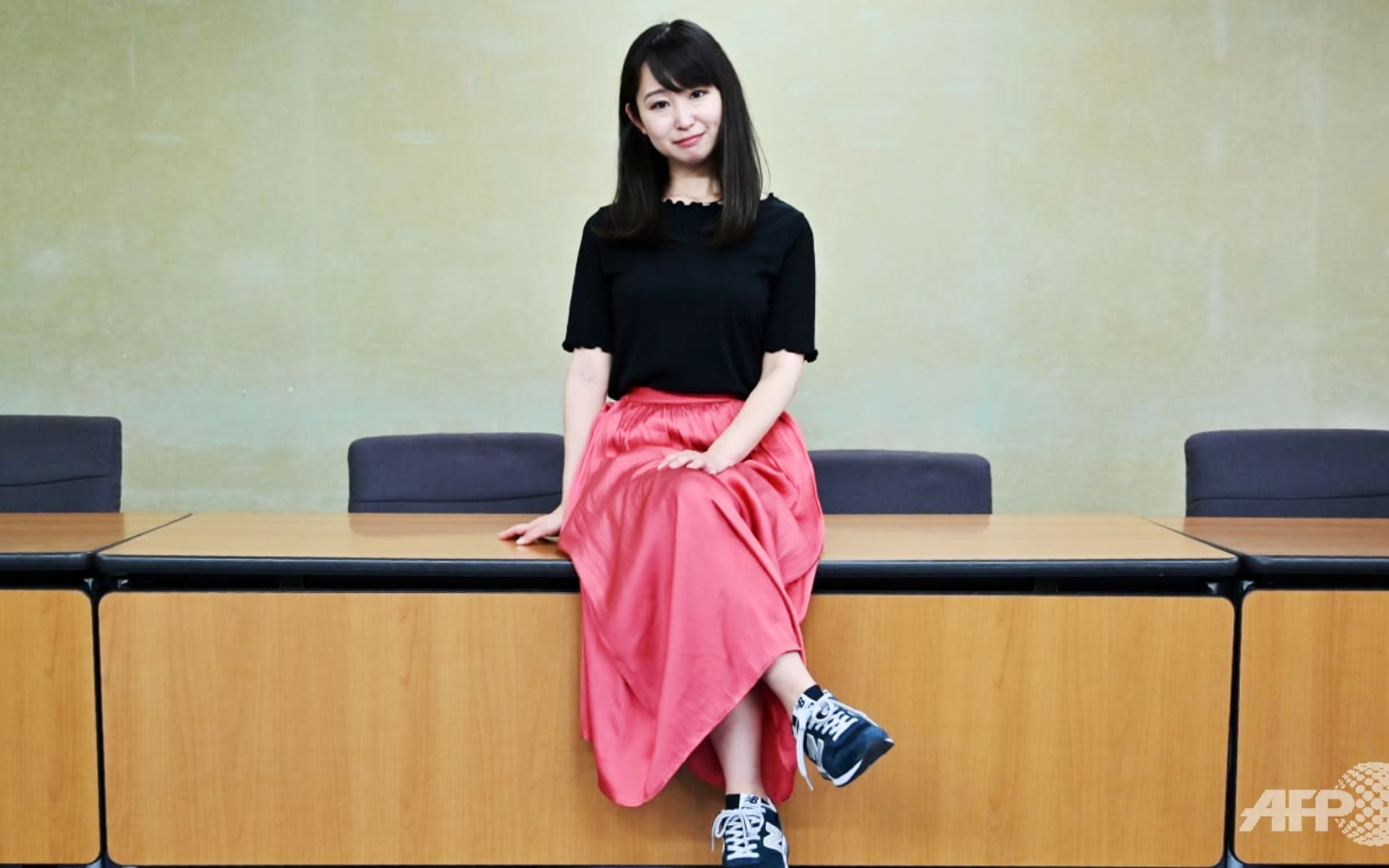 Yumi Ishikawa #KuToo