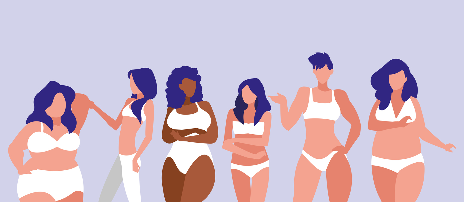 Body Confidence and Body Positivity in Japan