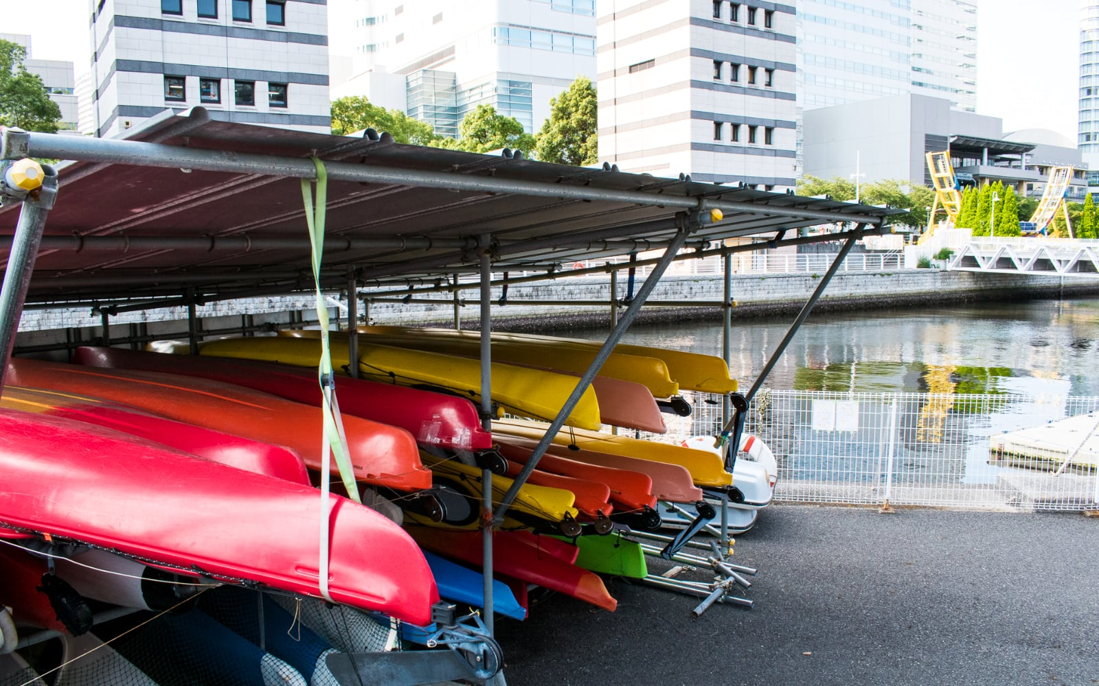 kayaking Yokohama Nippon Maru: A Must Add to your Yokohama Itinerary