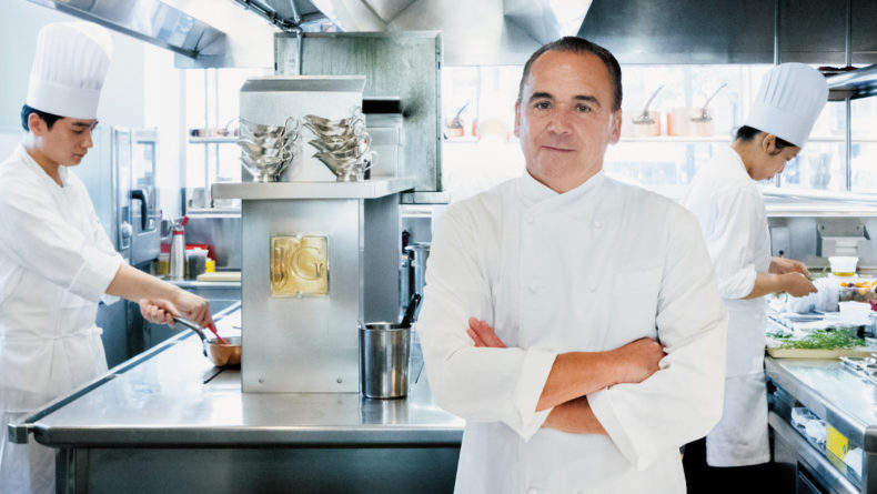 An interview with Jean Georges for Mori Living