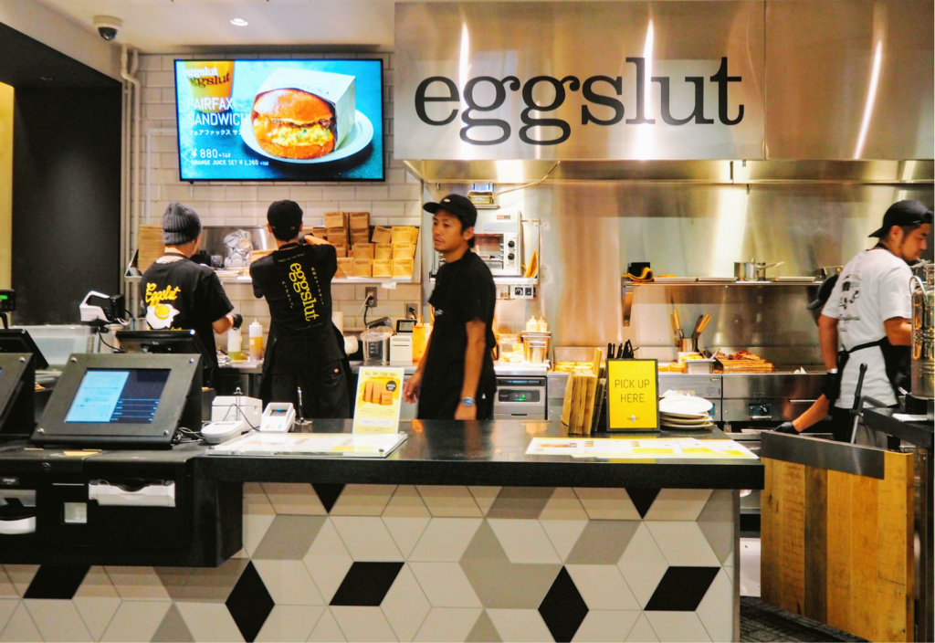 Eggslut Interior - Eggslut - Taking A Simple Ingredient To A Whole New Level