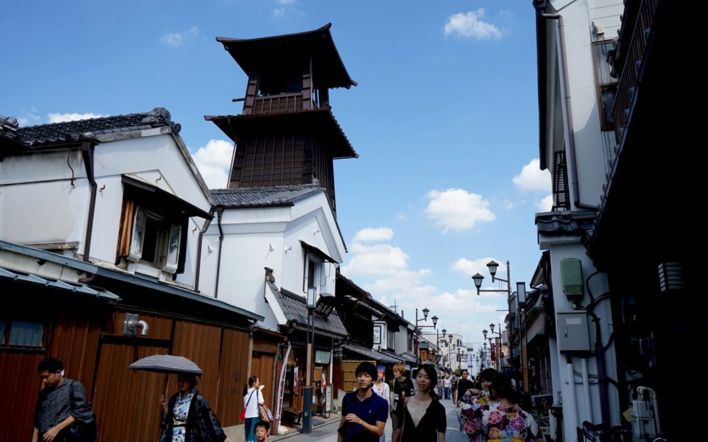 Kawagoe Travel Guide Toki no Kane