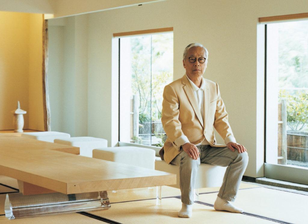 Mori Living #1 Hiroshi Sugimoto Interview