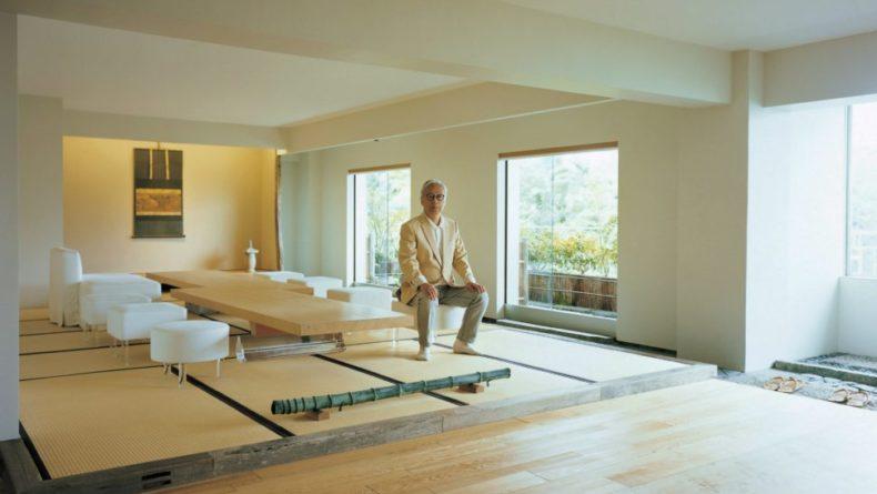 Mori Living #1 Hiroshi Sugimoto Lead Image