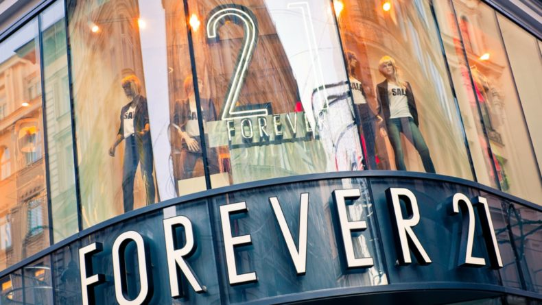 Forever 21 Is Closing Its Doors Forever