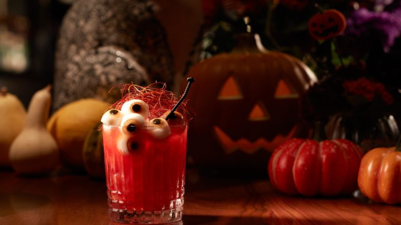 Halloween Drinks Hyatt Centric Ginza Namiki667 Bloody Eyes
