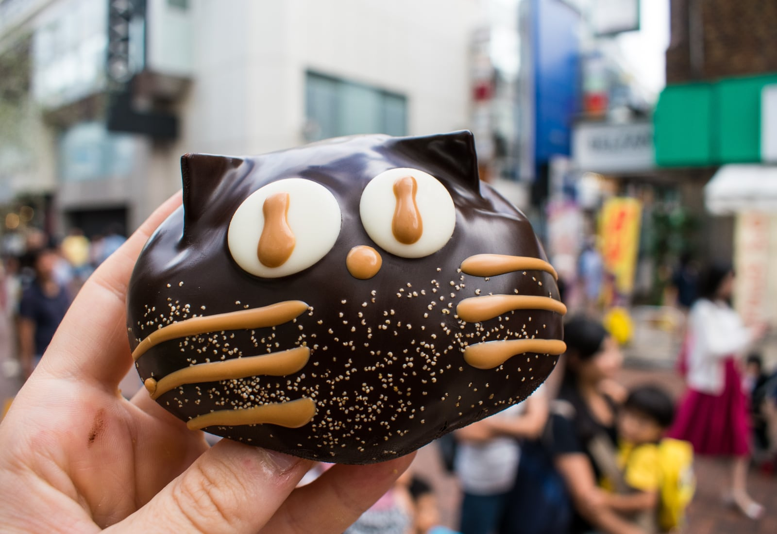 Krispy Kreme Marron