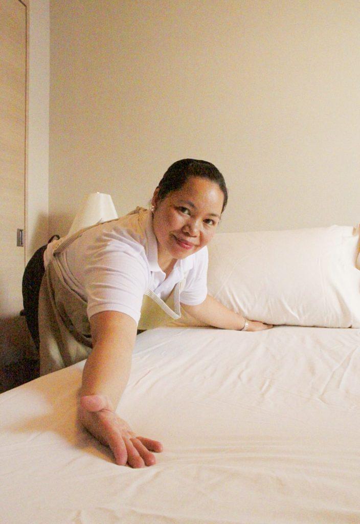 Kurashinity - How Do The Housekeeps Feel About It?