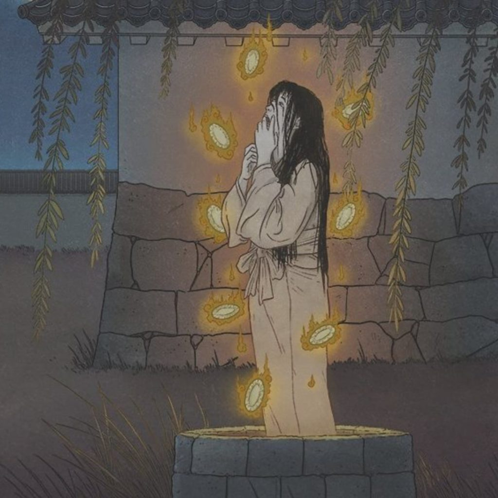 Okiku - Scary Stories: 7 Japanese Tales That Will Chill You To The Bone