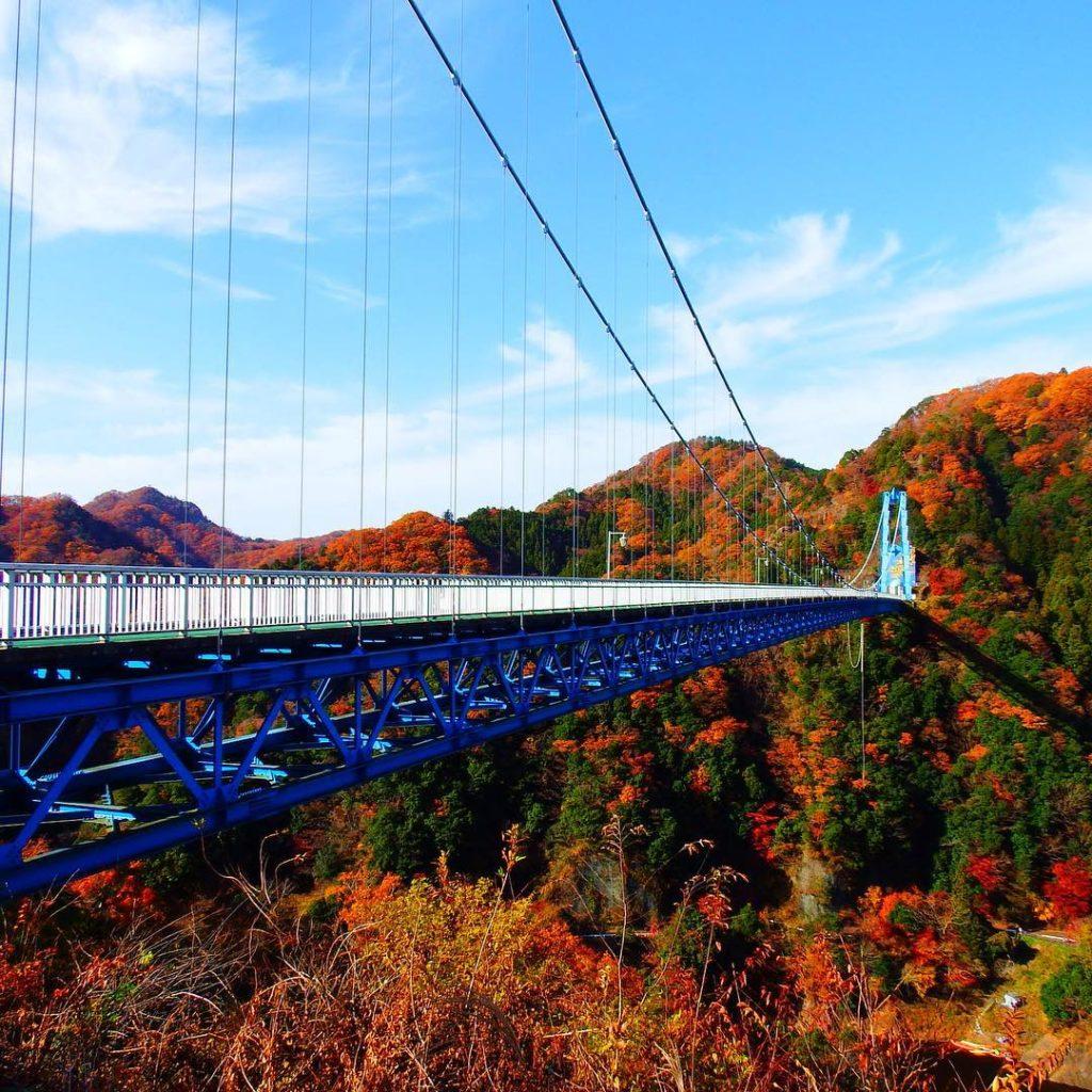 Ryujinotsuribashi - 5 Spots to Visit in Ibaraki