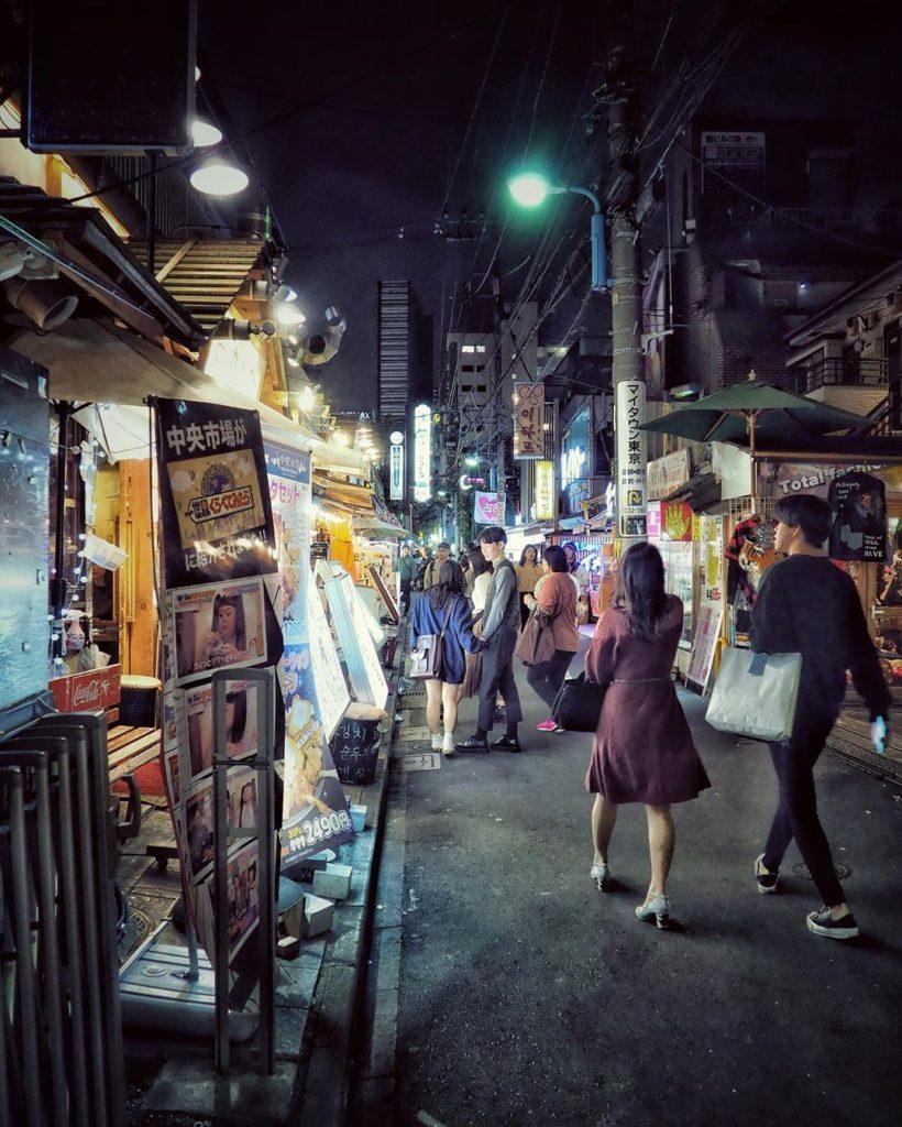 Shin-Okubo Streets