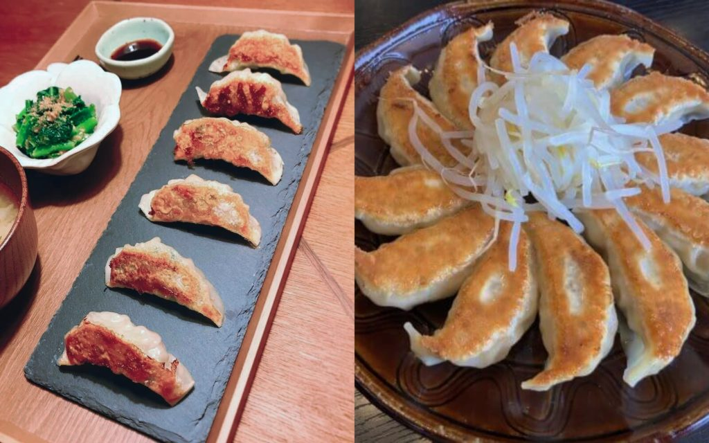 AirKitchen Gyoza Class Japanese cooking class Tokyo
