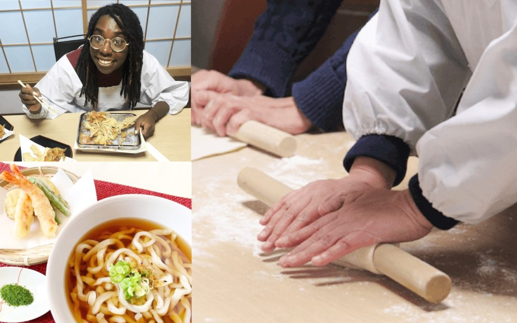 AirKitchen Udon-making Class Japanese Cooking Class Tokyo