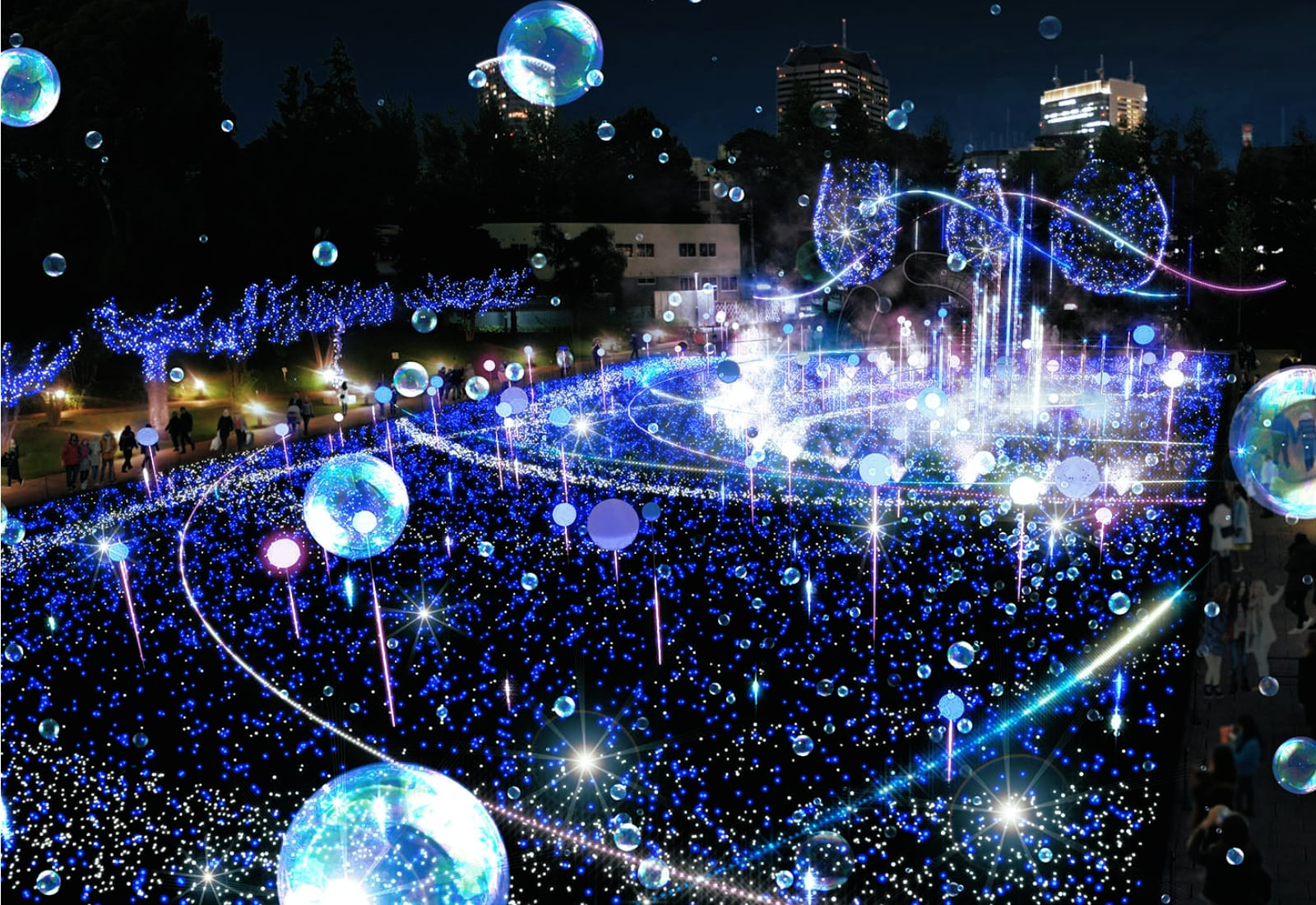 Best Tower Fan 2020.Tokyo S Top 15 Winter Illuminations For 2019 2020 Savvy Tokyo