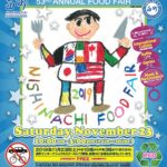 Nishimachi Food Fair