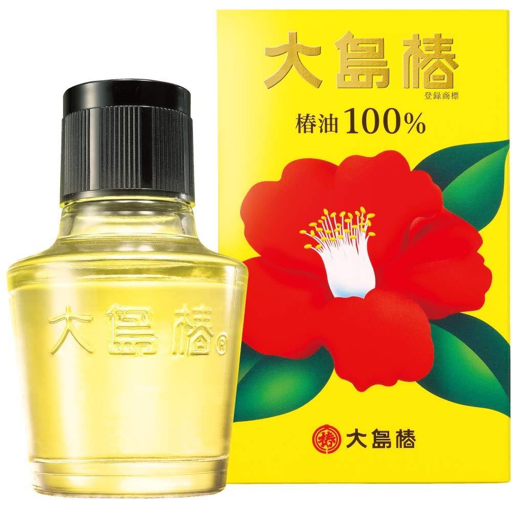 Oshima Tsubaki Camellia Hair Oil