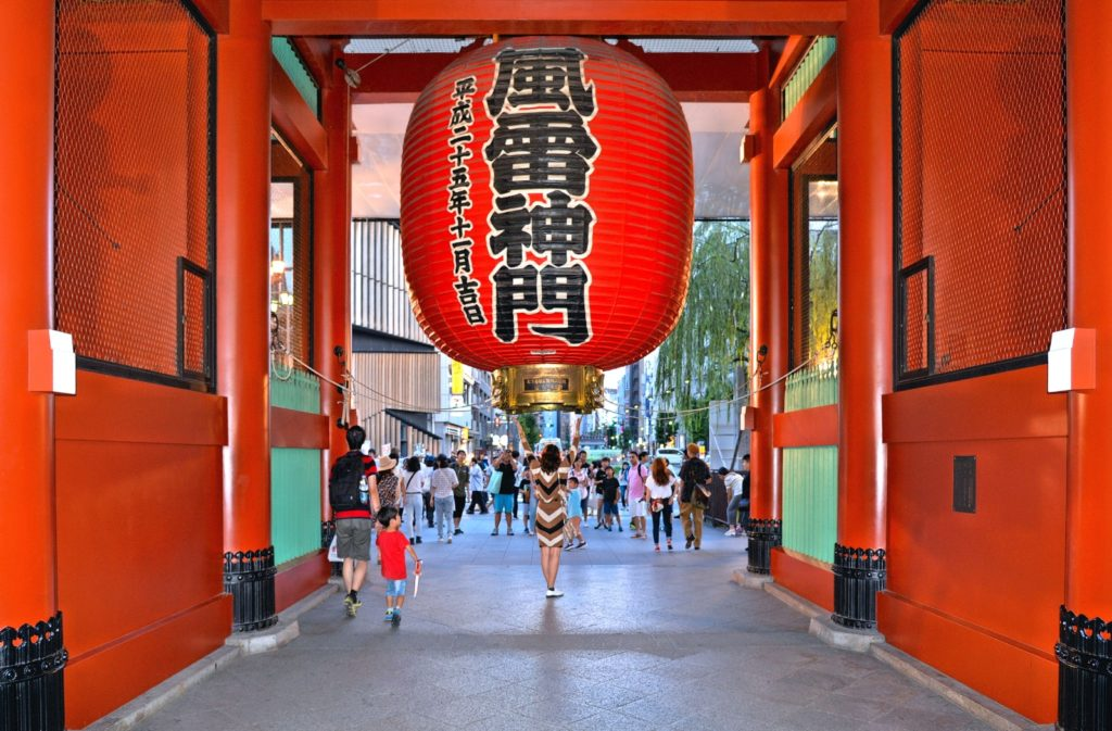 A Guide to Asakusa Kaminarimon Thunder Gate
