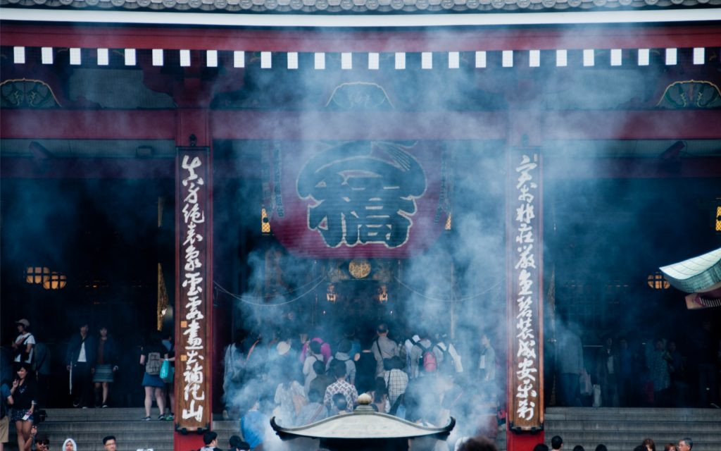 A Guide to Asakusa Sensoji Temple Main Hall