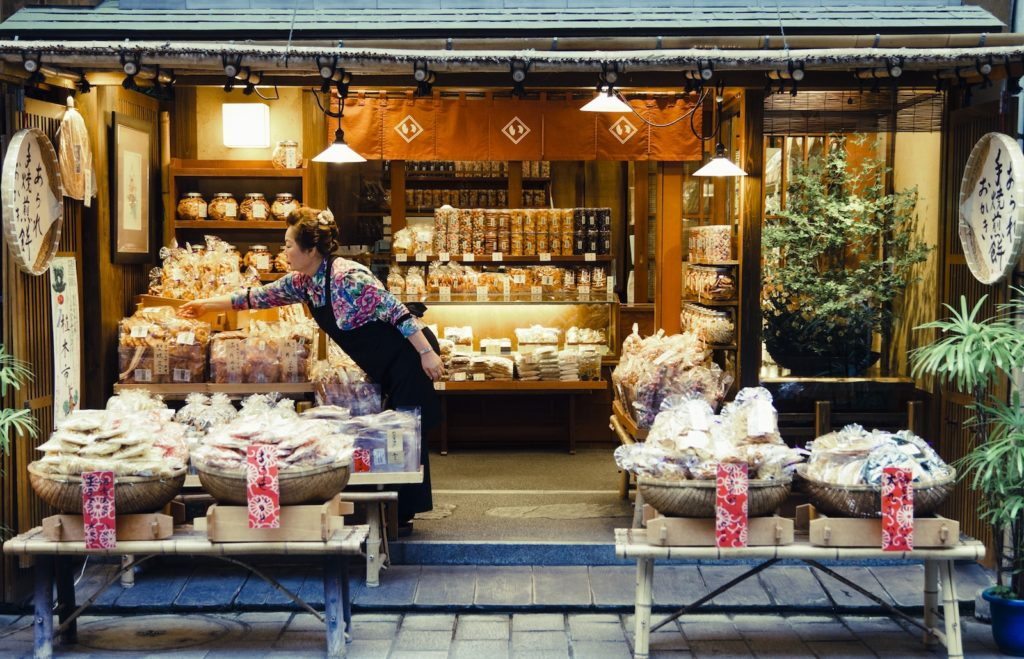 Guide to Asakusa Traditional Store