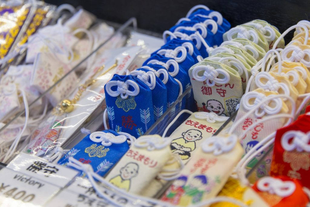 Japanese Lucky Charms- A Guide to Omamori for the New Year 3
